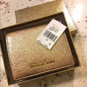 New unused Michael Kors wallet